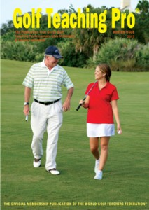 Golf Teaching Pro magazine